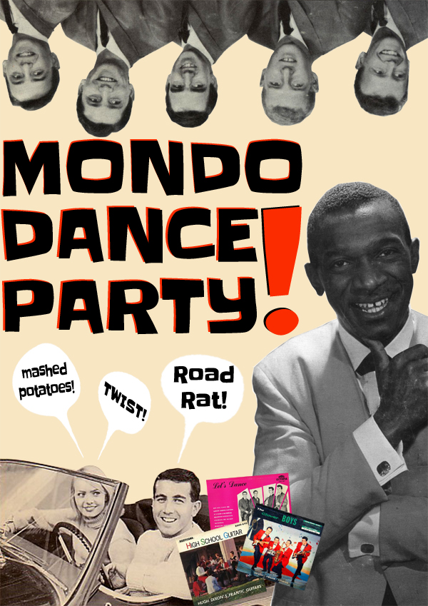 MONDOPQ DANCE PARTY aa