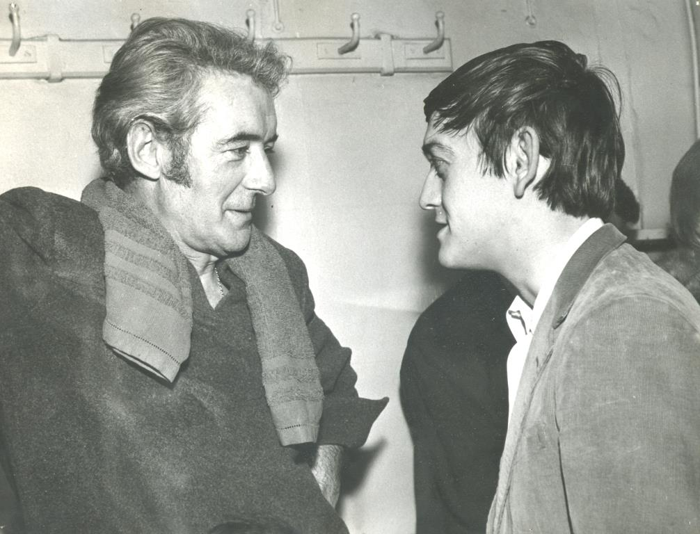 Félix Leclerc & Florent.