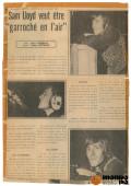 Montréal Matin, août 1972.