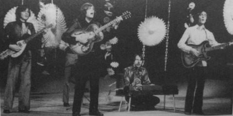 Le Cardan fait la promotion de son simple La reine et le roi à Allez-4 (Québec; 1967).