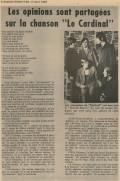 Échos-Vedettes, 2 mars 1968.
