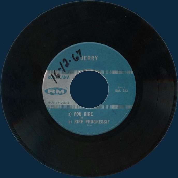 Le premier chanteur «prog» du Québec, Jerry!