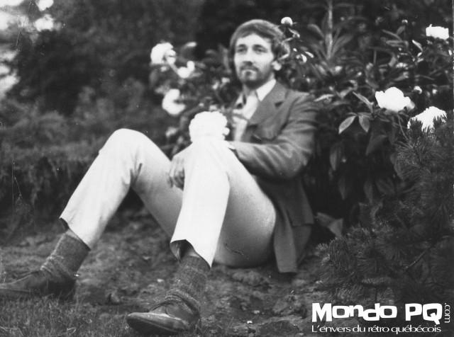 Pierre Fauteux (Mantra, D'Arcy) vers 1967 (archive personnelle).