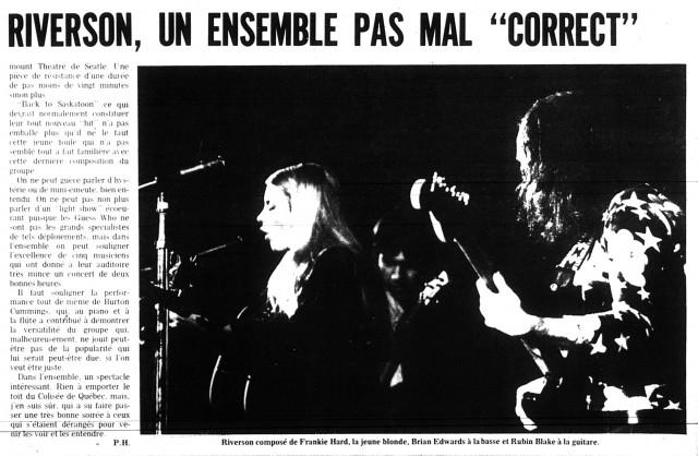 Pop Jeunesse, février 1972.