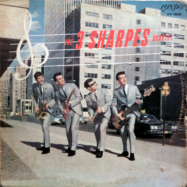 The 3 Sharpes Quartet