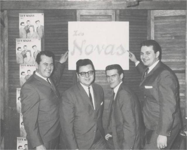 Les Novas (extrait du site Reber Nation).