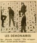 demonairs
