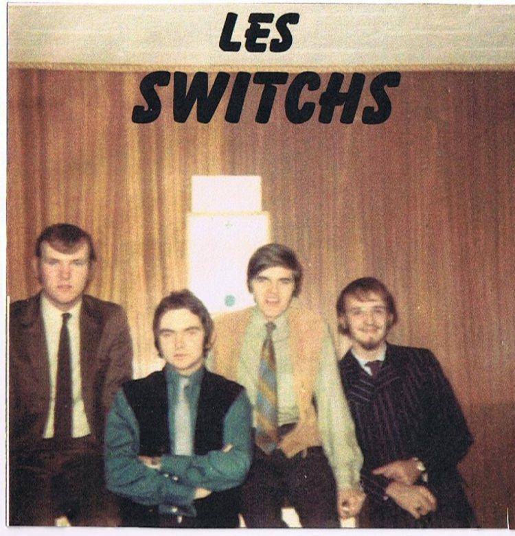 Les Switchs à la fin des années 60.