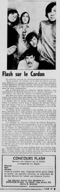 La Patrie, décembre 1969.