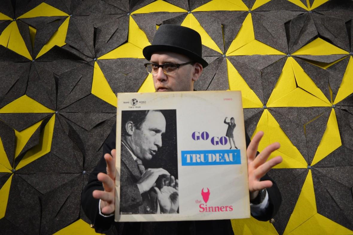 L'album du groupe d'Ottawa... The Sinners.