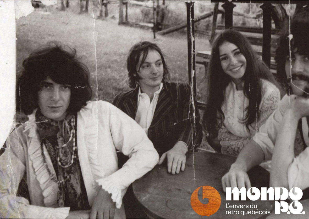 Nothing's Wasted, 1970.