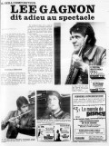 La Patrie, septembre 1972.