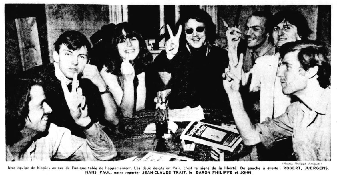 Petit Journal, juin 1968 (source: BAnQ).