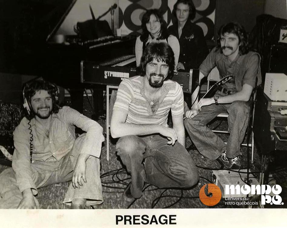 Présage, 1975.